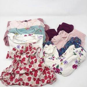 6-12 Month Baby Girl Bundle